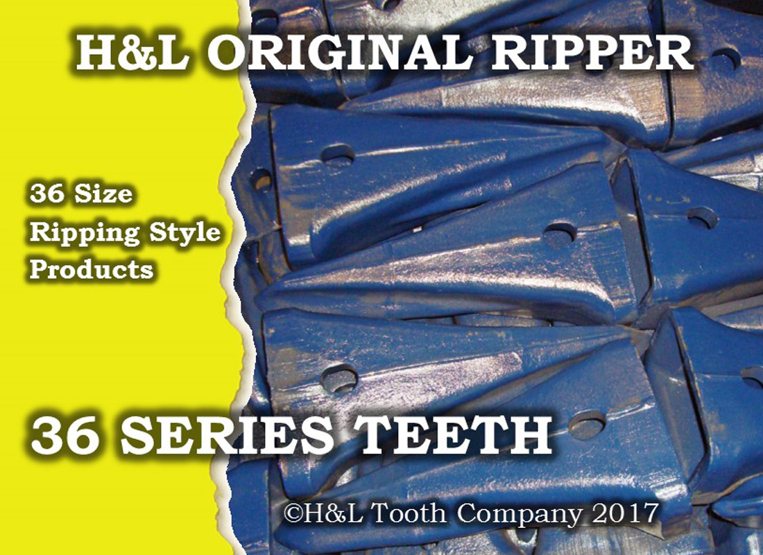 Ripper Shanks, Teeth & Protectors   Hltooth